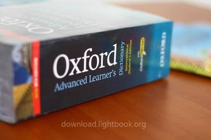 Download Oxford Dictionary 2021 Free for all Languages
