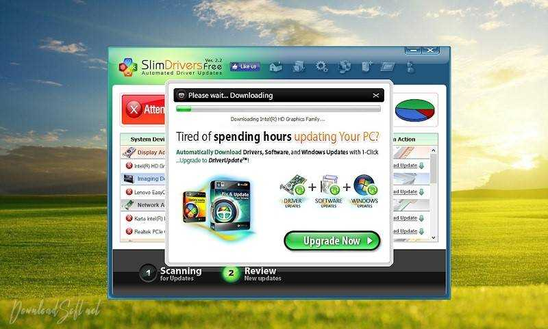 Download SlimDrivers 2021 Free Drivers Updater Tools for PC