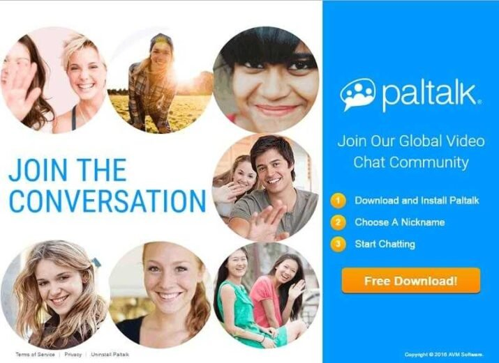 Paltalk Messenger Free Download 2021 Voice and Video Chat