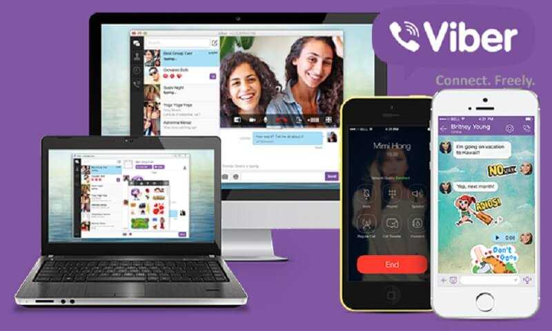 Download Viber 2021 Free Voice & Video Call for PC & Mobile