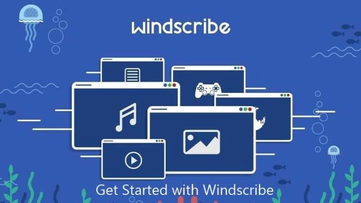 Download Windscribe 2020 Free Protect Surf Blocked Sites
