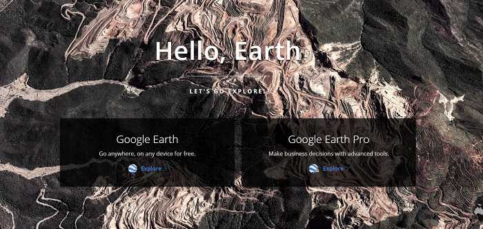 Download Google Earth 2019 Watch the Earth Latest Free Version