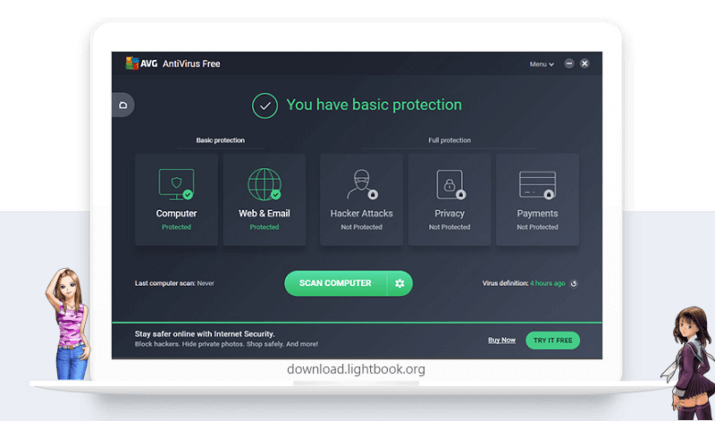 AVG Antivirus Download for PC, Mac, Android Latest Version