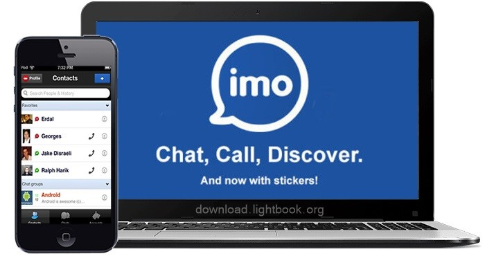 Download IMO 2019 for Free Voice & Video Calls Online Latest Version