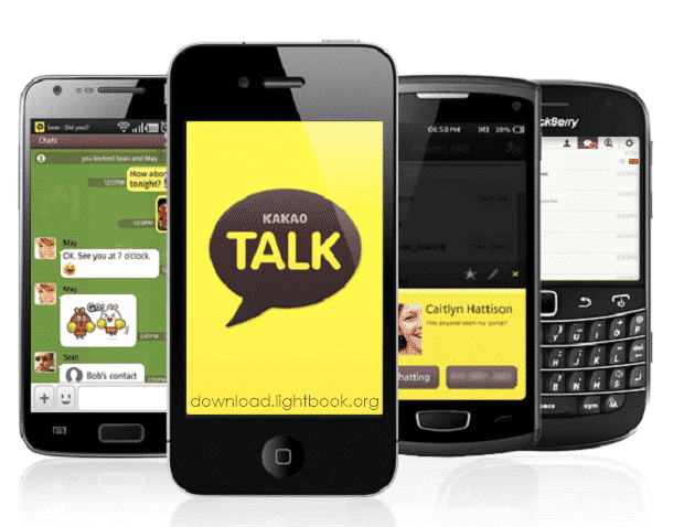 Download KakaoTalk 2020 Free Voice and Text Chat