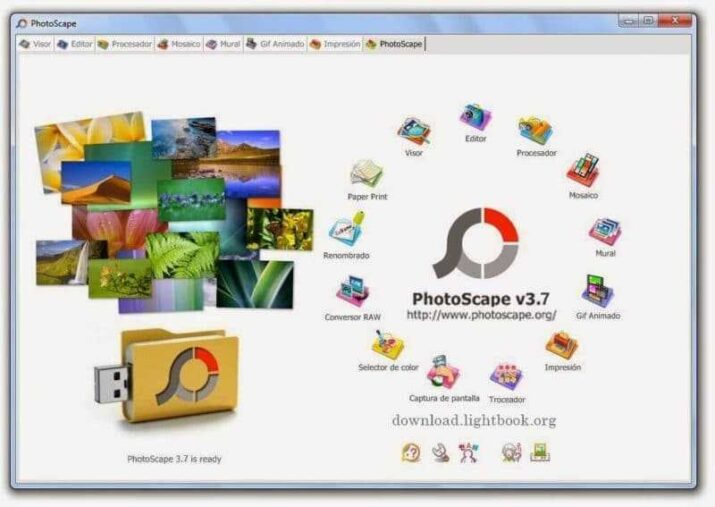Download PhotoScape 2021 Free Photo Editor Windows and Mac