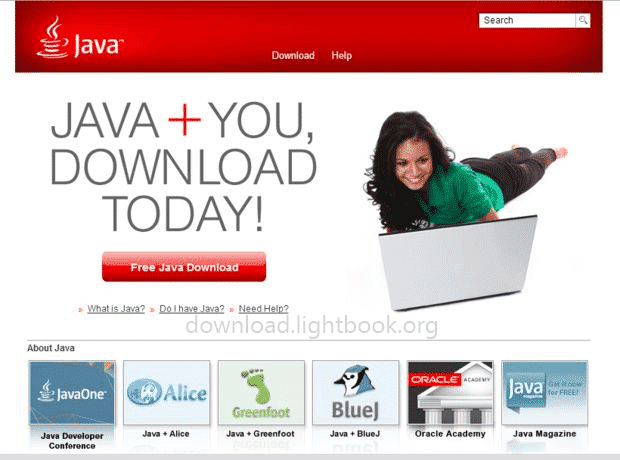 Download Java Software Package 2021 for all Devices Systems