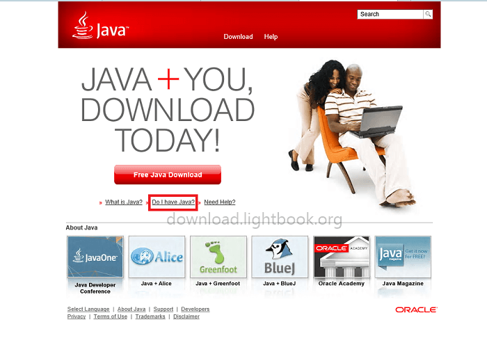 Download Java Software Package for all Systems Latest Version
