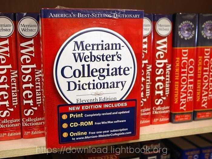 تحميل قاموس Merriam Webster Dictionary للاندرويد والايفون