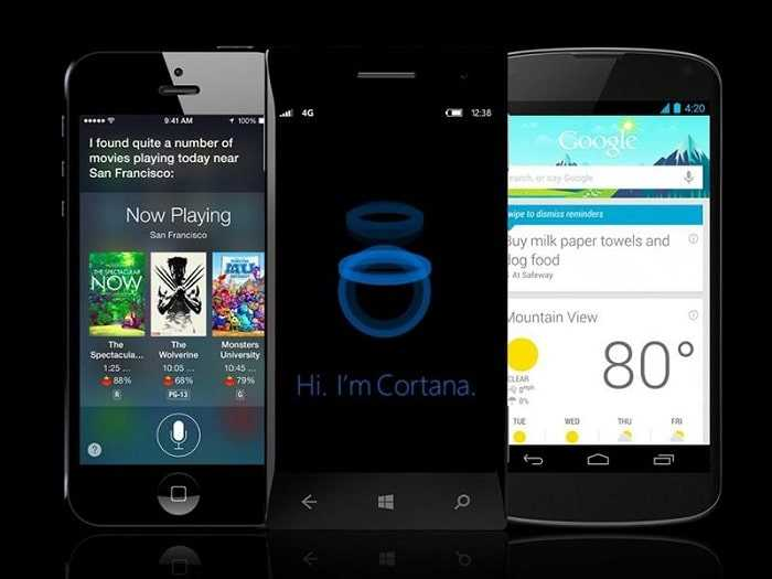 Download Microsoft Digital Cortana for iOS and Android Free