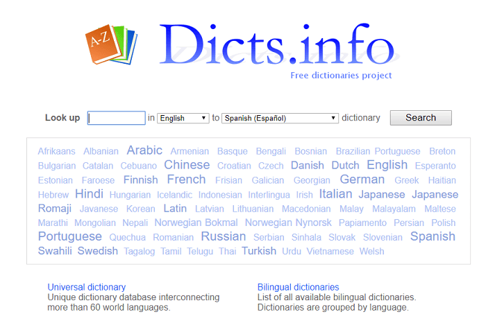 Download Multilingual Dictionary 2019 Without Internet for Free