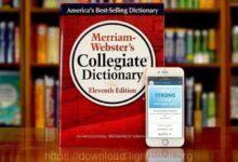 Photo of Descargar Merriam Webster Dictionary para Android y iPhone