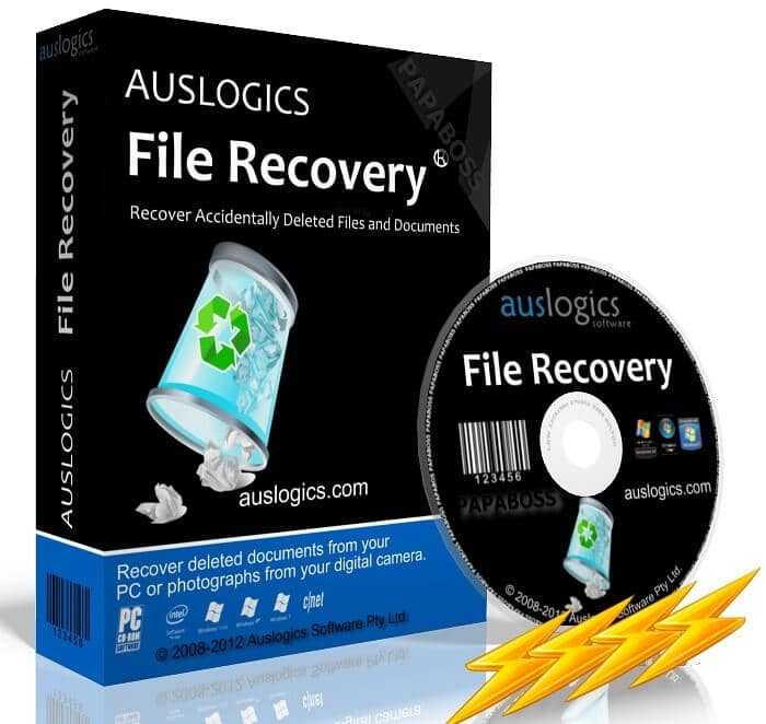 Download Auslogics File Recovery 2020 Recover Deleted Files