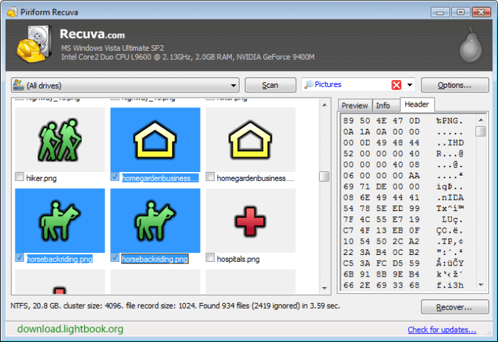 Download Recuva 2021 Recover Photos and Deleted Files Free