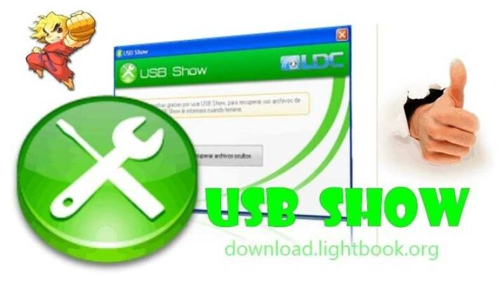 Download USB Show Recover Deleted Files and Photos Free