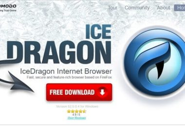 Download Comodo IceDragon Internet Browser 2018 Latest Free Version