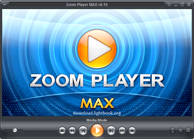 Download Zoom Player Max Free Play Videos & Audio Files