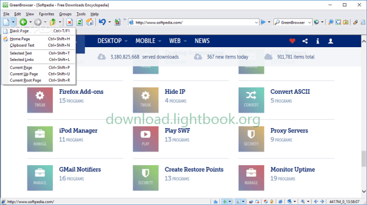 Download GreenBrowser 2020 Safe & Strong Latest free Version