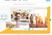 Photo of Télécharger ManyCam 2020 – Appel Vidéo et Voix Gratuit