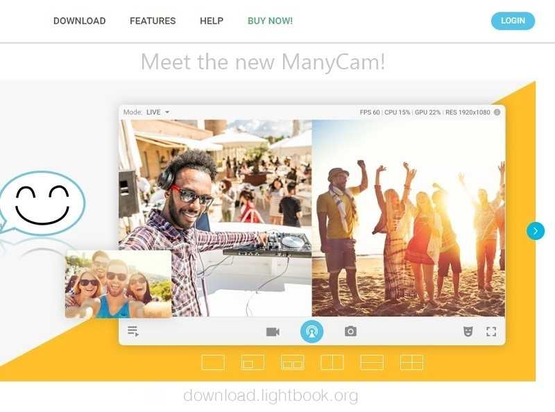 Download ManyCam 2021 Video & Voice Call for PC & Mobile