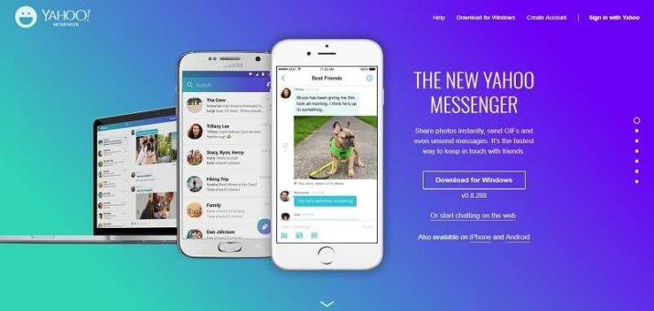 Yahoo Messenger Free Download 2021 for PC and Smartphone