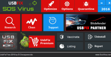 Download UsbFix Free 2019 Repair & Clean Flash Disk Latest Version