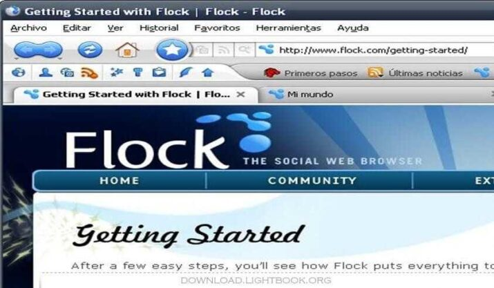 Download Flock Internet Browser 2021 for PC & Smartphone