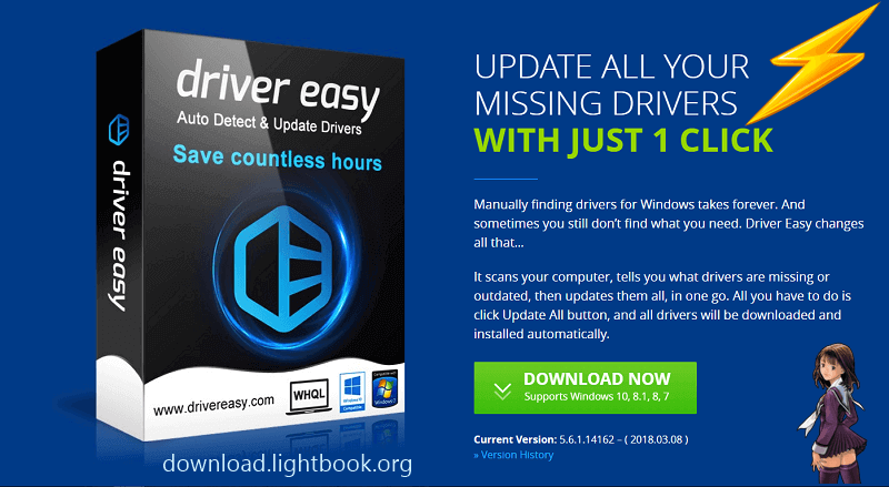 Download Driver Easy 2021 - Update Computer Drivers Free