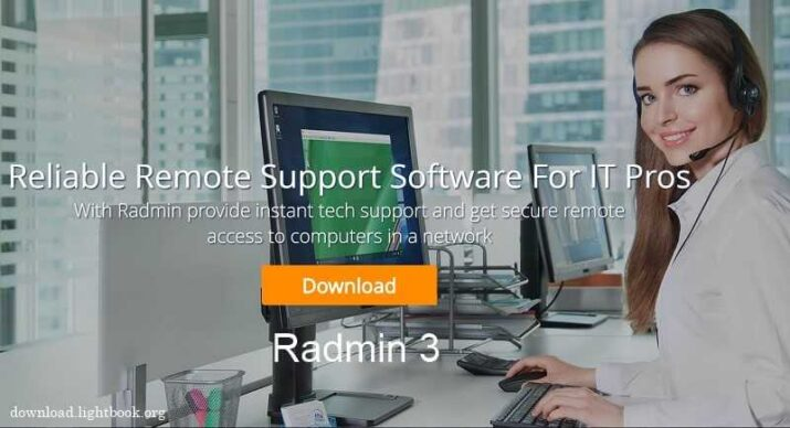 Download Radmin 2020 Free Remote Control Your Computer