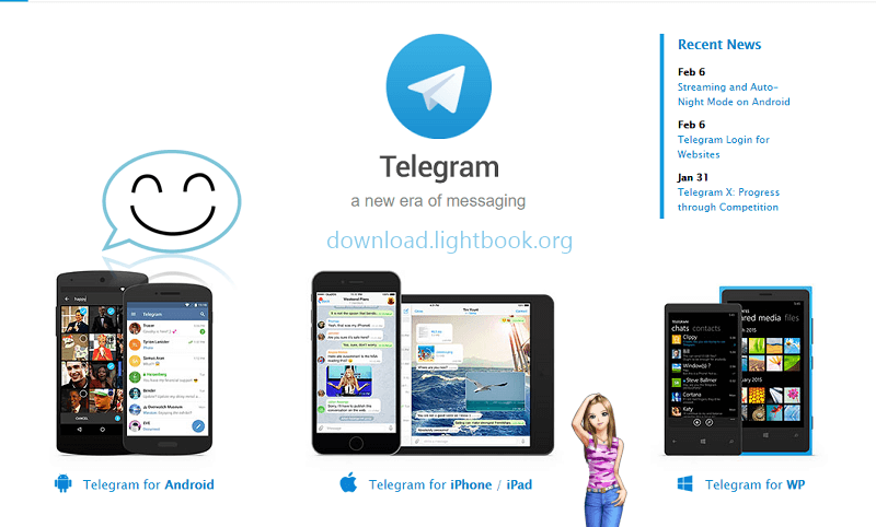 تحميل تطبيق تيليجرام 2021 Telegram للكمبيوتر والموبايل مجانا