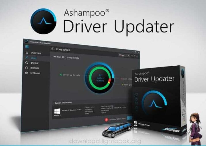 Télécharger Ashampoo Driver Updater 2020 Pour Windows