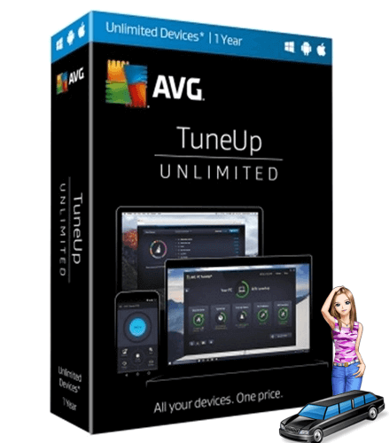 Download AVG PC TuneUp Unlimited 2019 - Speed Up Your PC & Mobile