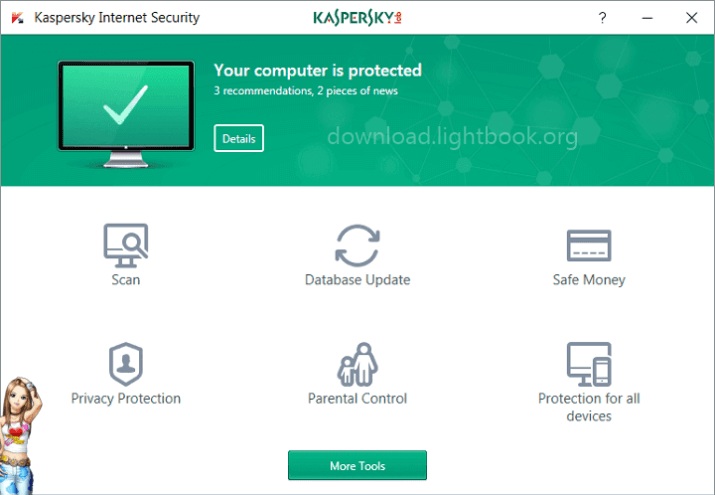 Télécharger Kaspersky Internet Security 2020 Gratuit