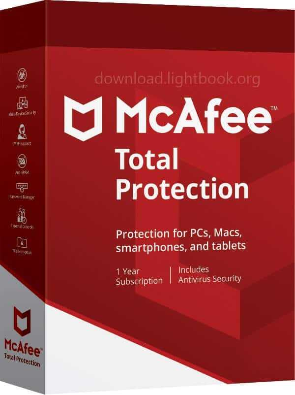 McAfee Total Protection Download 2021 Latest Free Version