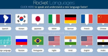 Download Rocket Languages ​​2018 to Learn ​​on iPhone Android & PC