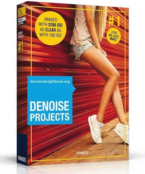Download DENOISE Projects 2021 Removes Image Defects Free