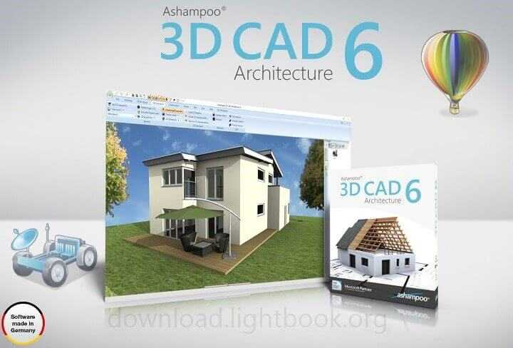 Download Ashampoo 3D CAD Architecture 6 Latest Free Version