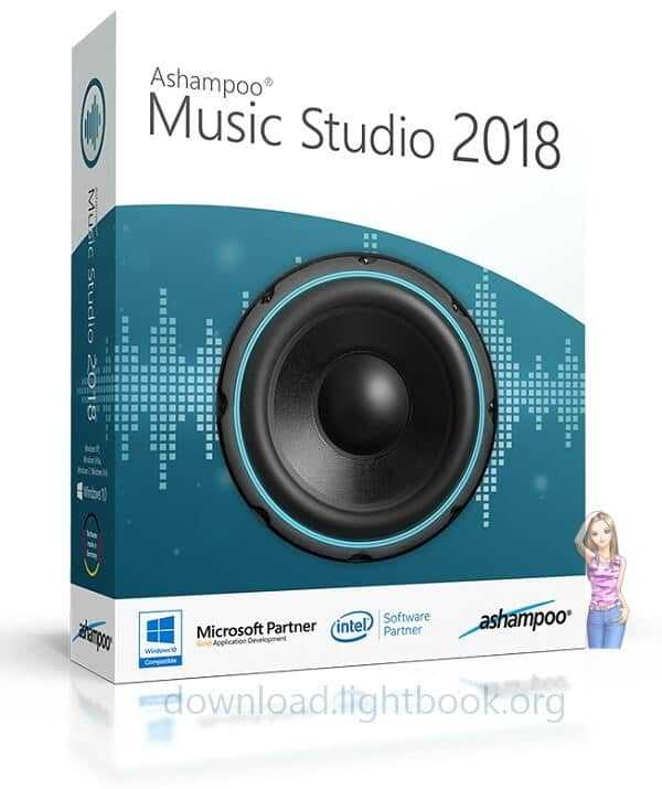 Download Ashampoo Music Studio 2018 Organize & Edit Music Free