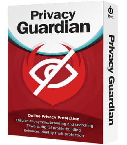 Download iolo Privacy Guardian 2020 Spyware Protection