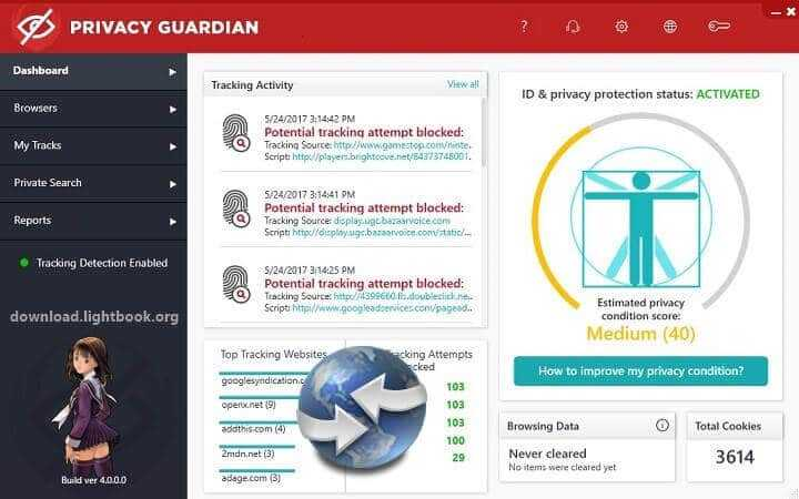Download iolo Privacy Guardian 2021 Spyware Protection