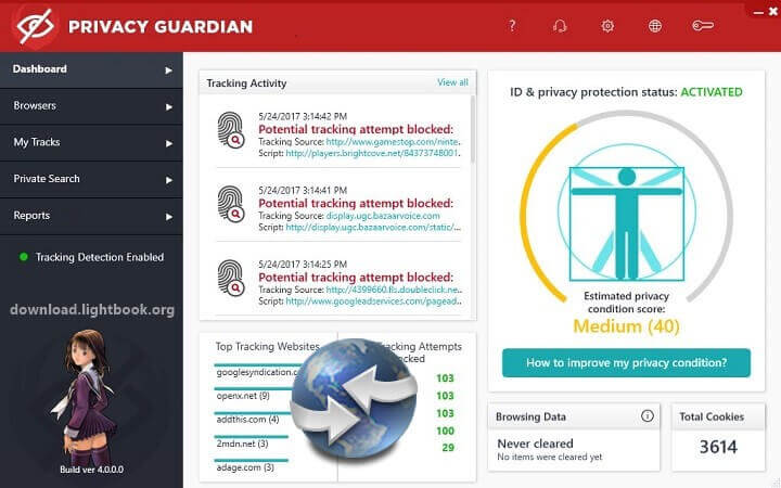 Download iolo Privacy Guardian 2018 Spyware Protection Free Version