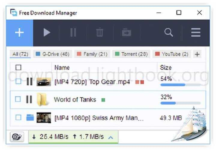Baixar Free Download Manager 2021 para Windows e Mac