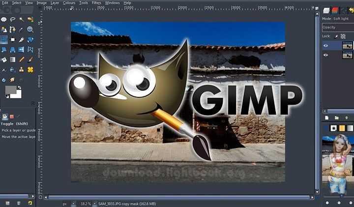 Photo of Télécharger GIMP 2019 Éditer Toutes Sortes d'images Gratuit