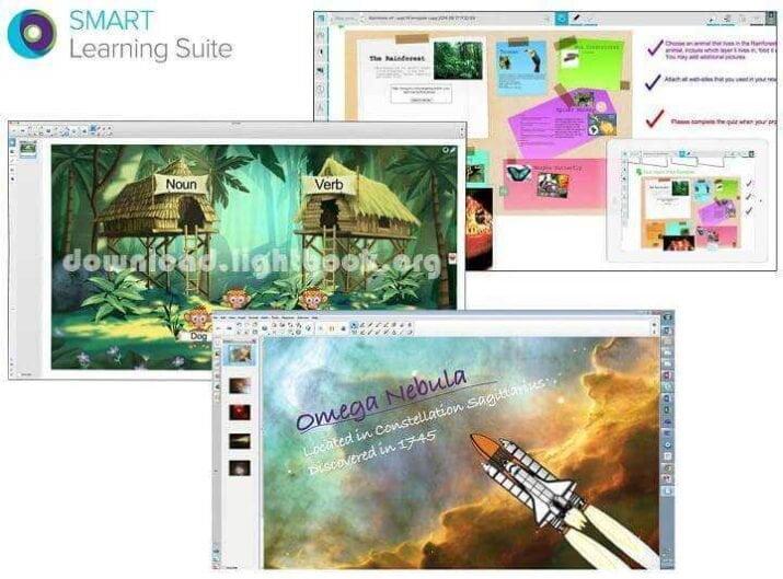 تحميل 2021 SMART Notebook Software دروس على شاشات العرض