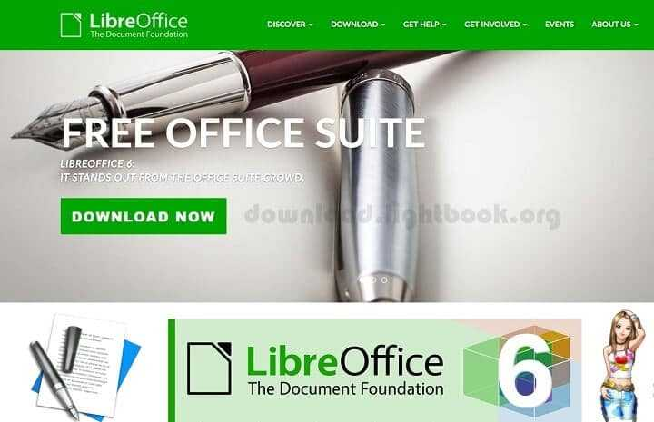 Download Apache LibreOffice 2021 Free Office Open Source