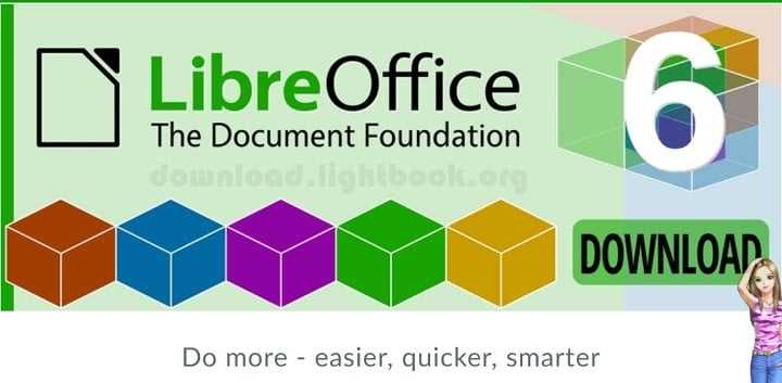 Descargar Apache LibreOffice 2020 Gratis Office Suite