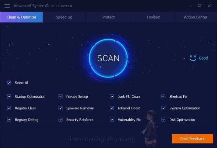 Download Advanced SystemCare Free 2021 Speed Up Your PC
