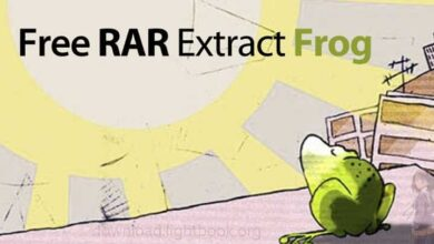 Photo of Download Free RAR Extract Frog 2021 Unzip & Compress Files