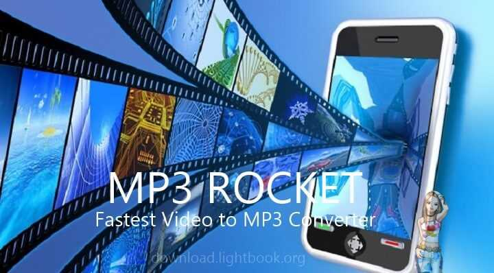 Download MP3 ROCKET 2021 Free Convert Video & Audio Formats