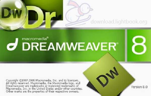 Download Macromedia Dreamweaver 8 Free Web Design Software